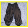Pants - Satin Black